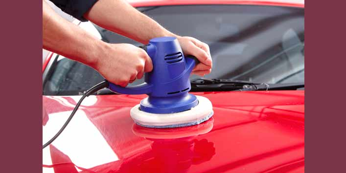 Get The Exterior Waxed