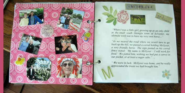 Memory Book- Among Unique-st Friendship Day Gift Ideas
