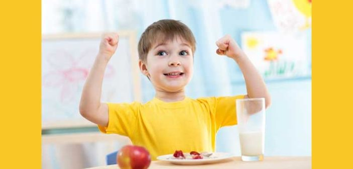Smart Ways to Boost the Immunity of Your Kids