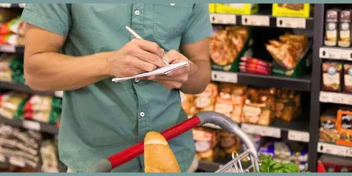 Toss Junks From Your Grocery Lists