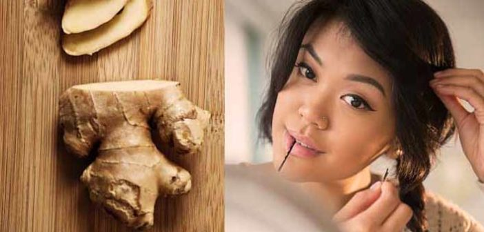 Beauty Hack: Best Ways To Use Ginger For Hair