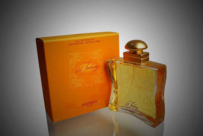 Hermes' 24 Faubourg ($1,500)
