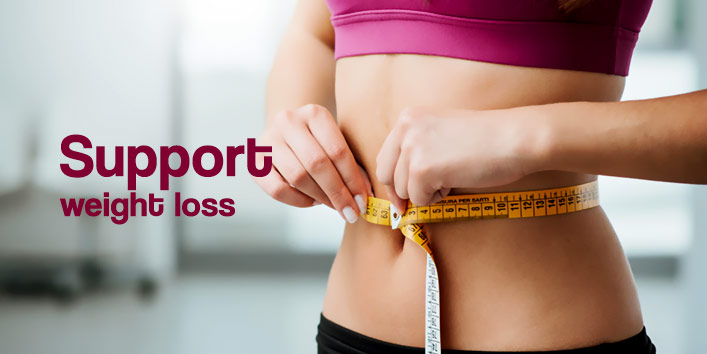 Supports Weight Loss