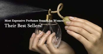 Most Expensive Perfumes Brands for Women