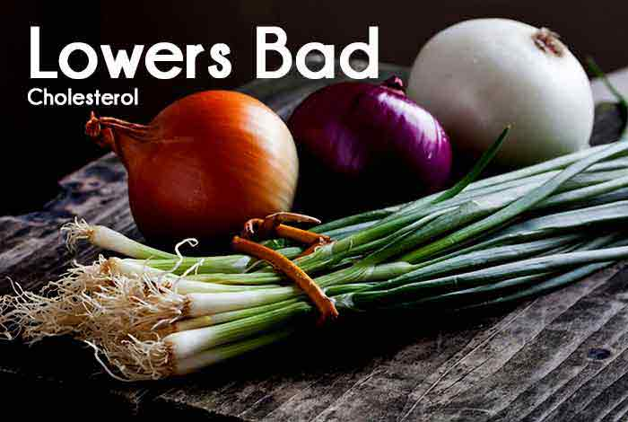 Lowers Bad Cholesterol