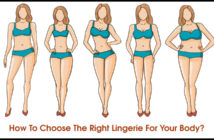 Different Types Of Lingerie: How To Choose The Right Lingerie For Your Body?