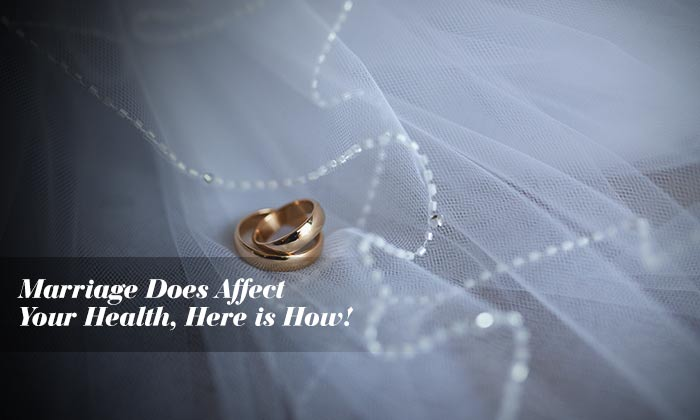 Marriage Does Affect Your Health