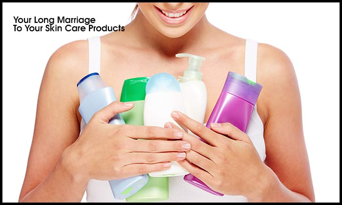 Your Long Marriage To Your Skin Care Products