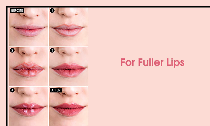 For Fuller Lips