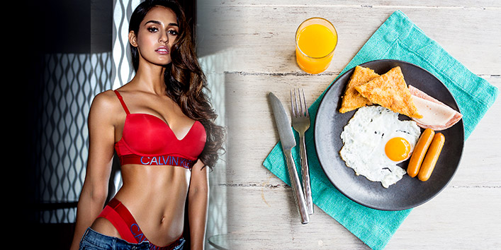 What She Eats In A Day