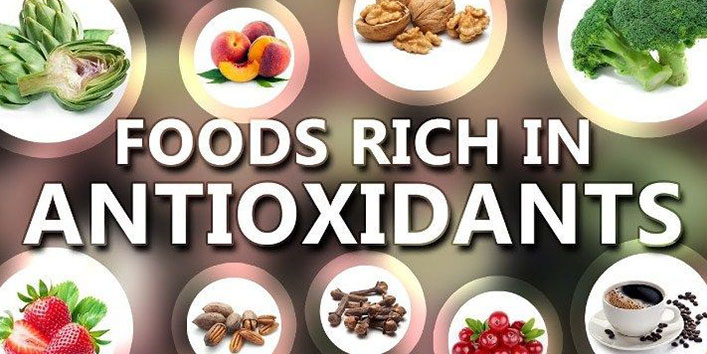 High Antioxidant Level