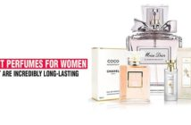 Best and Long-Lasting Perfumes for Women