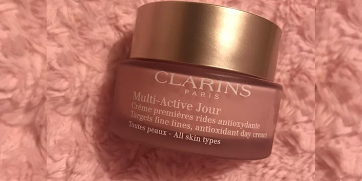 Clarins Multi- Active Jour