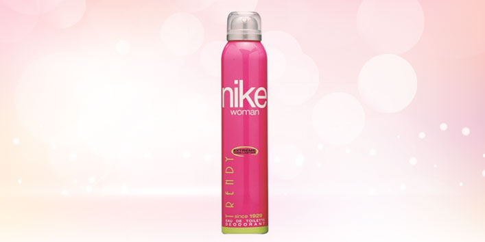 Nike Fission Women Deo Spray