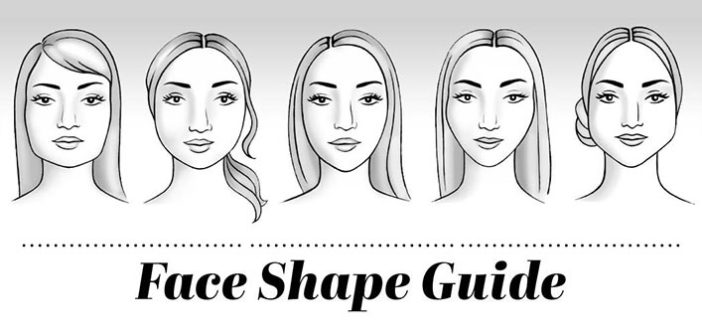 What is Your Face Shape? Make-up & Hairstyles Guide According to Face Shape