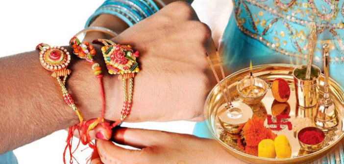 Changing Trends in the Festival of Rakshabandan