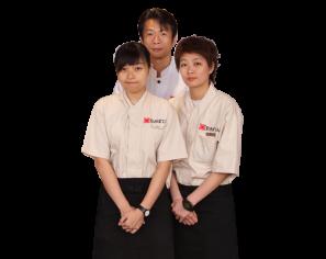 Saboten team