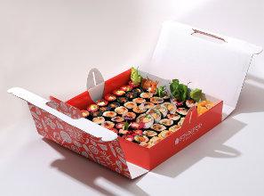 School Food - Mari Platter