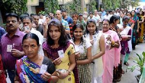 मेघालय के विलियमनगर में वोटिंग जारी, NCP नेता की मौत से स्थगित हुए था चुनाव
