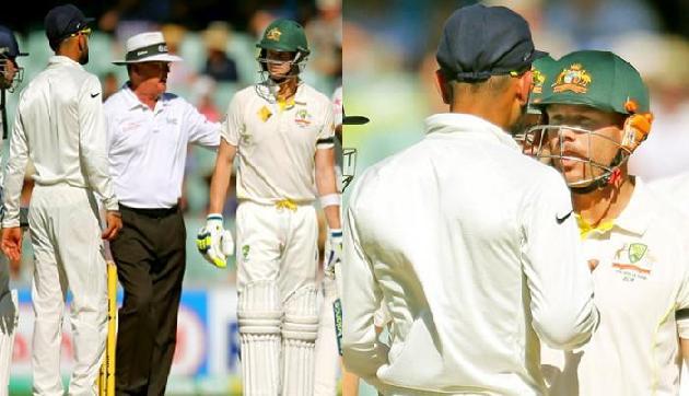 जब विराट को आया था गुस्सा, इस तरह ऑस्ट्रेलियाई कप्तान पर भड़के थे