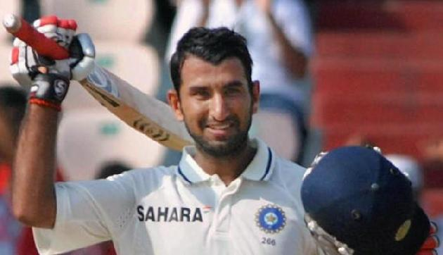 रांची टेस्ट: पुजारा के शतक के बावजूद भारत 91 रन पीछे
