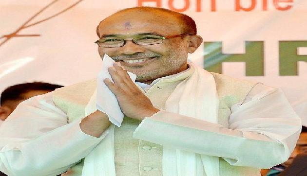 मणिपुर: सीएम बीरेन सिंह ने साबित किया बहुमत,33 विधायकों का समर्थन