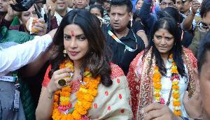 20 जून से असम दौरे पर प्रियंका चोपड़ा, शूट करेंगी शॉर्ट फिल्में