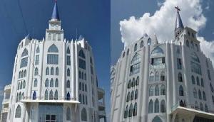 नागालैंड में बना है एशिया का सबसे बड़ा चर्च