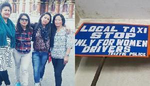 सिक्किम की 7 महिला टैक्सी ड्राइवर्स को मिला टैक्सी चलाने का लाइसेंस