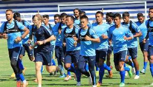 फुटबाल: किर्गिजस्तान के खिलाफ संभावित भारत टीम में नॉर्थ ईस्ट के कई खिलाड़ी