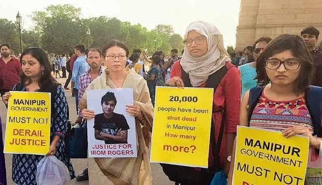 मणिपुर: सीएम के बेटे ने किया था मर्डर, 6 साल बाद भी इंसाफ नहीं मिला
