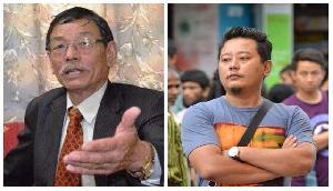 सिक्किम: ममता को लगा झटका, तृणमूल के प्रदेशाध्यक्ष और महासचिव का इस्तीफा