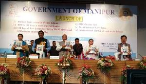 मणिपुरः राम माधव ने सेंद्र पर्यटक रिजॉर्ट का किया उद्घाटन