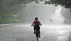 पूर्वोत्तर के कई राज्यों में आंधी-तूफान के साथ बारिश के आसार
