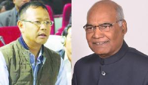 मेघालयः एनपीपी की गैर-कांग्रेसी दलों से अपील, कोविंद के समर्थन में करें वोट