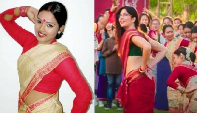 फिल्म 'जग्गा जासूस' में कैटरीना के साथ डांस करती नजर आएंगी असम की 'क्वीन'