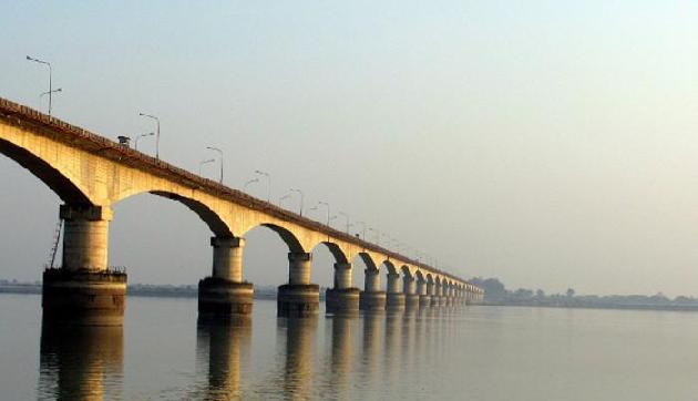 सराईघाट पुल से युवती ने ब्रह्मपुत्र में लगाई छलांग