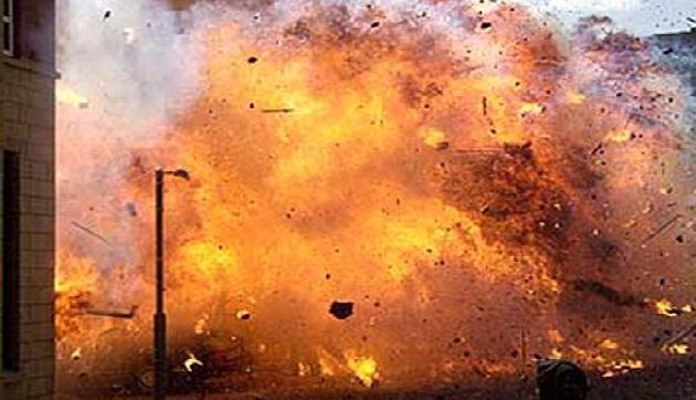 मणिपुर में बम विस्फोट, चार लोग घायल