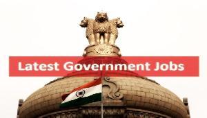 10वीं पास के लिए खुशखबरी, 50 रूपए का फार्म भरकर मिलेगी सरकारी नौकरी