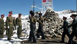 पीएम मोेदी की चीन यात्रा का असर, बाॅर्डर पर सैनिकों की घुसपैठ में आई कमी