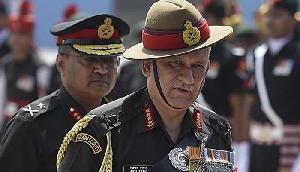 हमारे सेना प्रमुख ने की चीन की बोलती बंद,जानिए कैसे