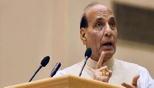 राजनाथ सिंह ने कहा,पूर्वोत्तर में 80 फीसदी खत्म हो गया है उग्रवाद
