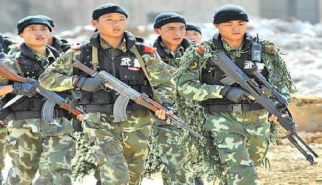 अरुणाचल में घुस आए चीनी सैनिकों से भिड़ गए थे हमारे जवान, सामने आया वीडियो