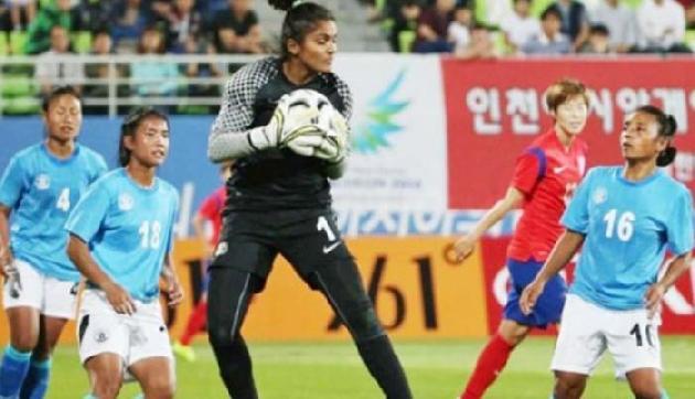 फीफा रैंकिंग में 56वें स्थान पर भारत की महिला फुटबॉल टीम