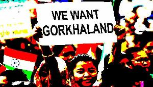 गुरुंग ने लोगों से कहा, और से तेज करें आंदोलन