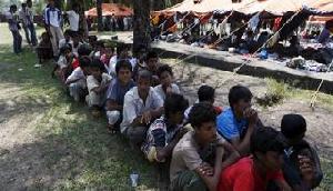 रोहिंग्या मुस्लिमों की घुसपैठ को लेकर आई रिपोर्ट से मोदी सरकार के होश उड़े!