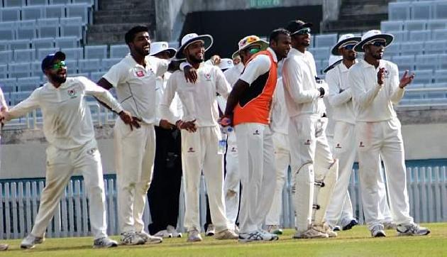 तीन दिवसीय सिलेक्शन मैच में त्रिपुरा पर भारी पड़ा छत्तीसगढ़