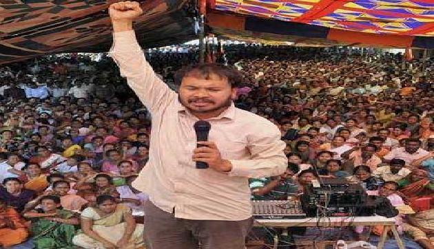 केएमएसएस का आरोप, भाजपा सरकार ने रची थी गोगोई को खत्म करने की साजिश