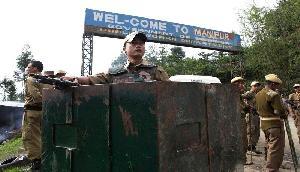मणिपुर म्यांमार सीमा पर बढ़ा दी गयी चौकसी, जानिए क्या है पूरा माजरा