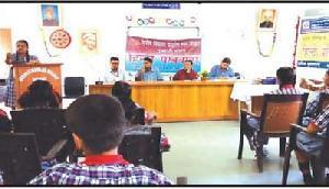 सेंट्रल बैंक ऑफ इंडिया ने करवाया हिंदी प्रतियोगिता का आयोजन